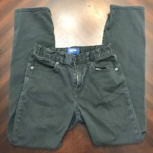 """Boys old navy """"karate"""" casual pants size 12"""